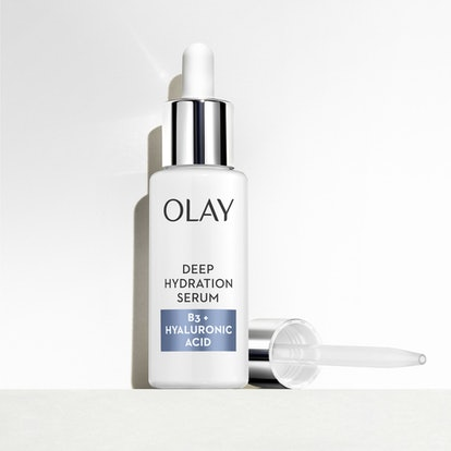 Deep Hydration Serum With Hyaluronic Acid and B3