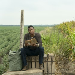 Jonathan Majors as Tic in HBO's 'Lovecraft Country'