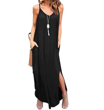 GRECERELLE Summer Casual Loose Dress
