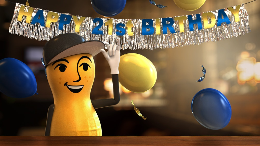 Here's how to enter Planter's Peanut Jr. Birthday Sweepstakes