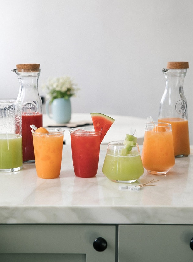 Agua Fresca is one recipe to use up your watermelon and create a refreshing drink this summer.