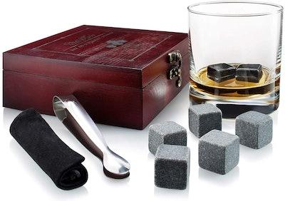 Quiseen Whiskey Stone Set