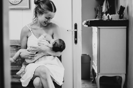 """Experts say breastfeeding your baby to sleep isn't """"bad,"""" unless they are dependent on it when they're older."""