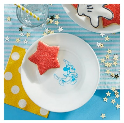 """6.75"""" Appetizer Plate: Mickey Mouse™ Sorcerer"""