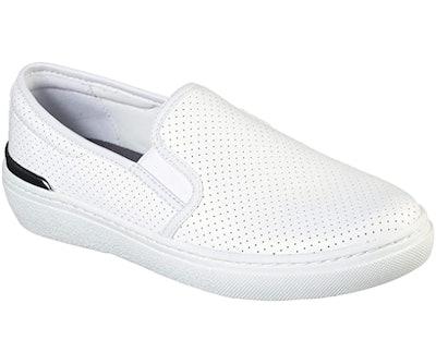 Concept 3 by Skechers Women's Feel The Vibe Slip-on Sneaker
