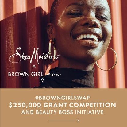 BROWN GIRL jane and SheaMoisture have teamed up to launch the Brown Girl Swap.