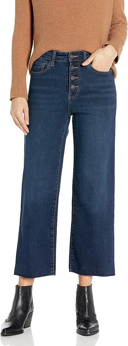 Goodthreads High Rise Wide Leg Cropped Jean