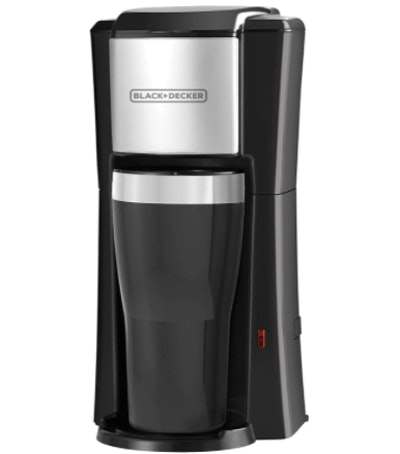 BLACK+DECKER Single Serve Coffeemaker (CM618)