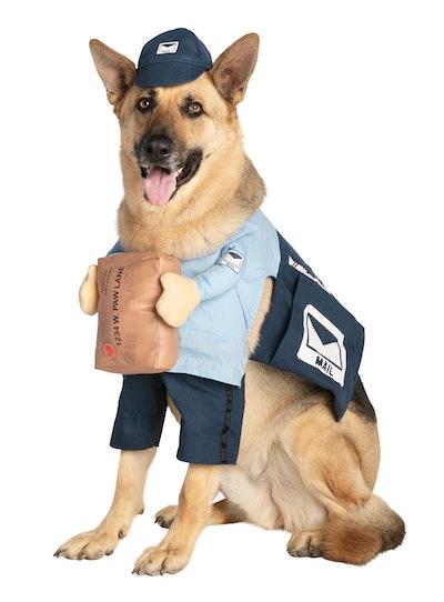 Thrills & Chills™ Pet Halloween Mailman Pet Costume