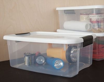 Sterilite 4.5 Gallon Ultra Latch Box (6-Pack)