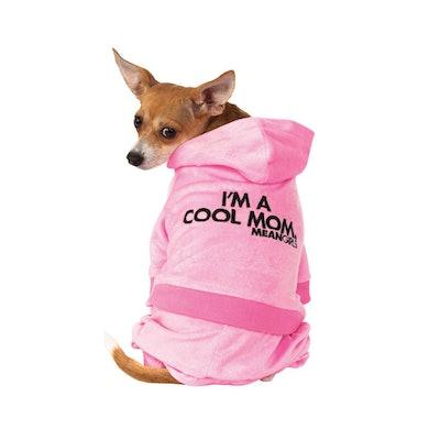 Rubie's Halloween Mean Girls Mom Track Suit Pet Costume