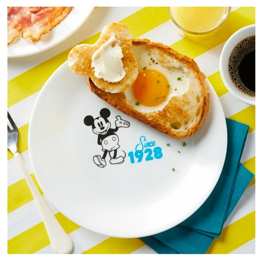 """8.5"""" Salad Plate: Mickey Mouse™ - Since 1928"""