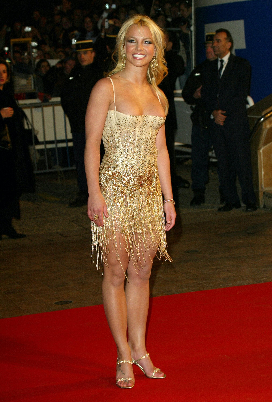 Britney Spears Best Red Carpet Looks
