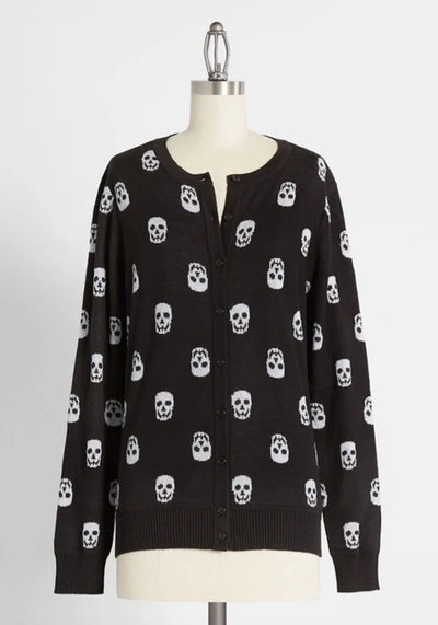 Made To Be A Misfit Cardigan Sweater