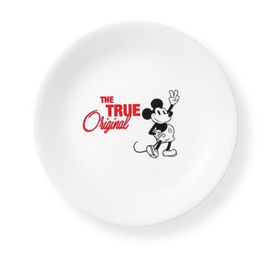 """8.5"""" Salad Plate: Mickey Mouse™ - The True Original"""