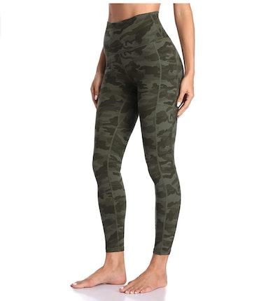 Colorfulkoala Women's High Waisted Yoga Pants