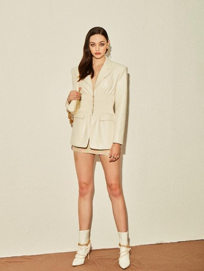 Janelle White Jacket