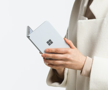 The Surface Duo is beautiful.