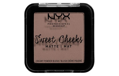NYX Professional Sweet Cheeks Matte Blush in So Taupe