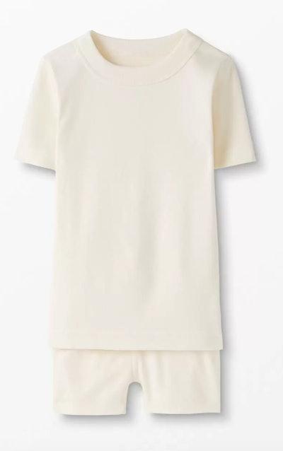 DIY Short John Pajamas