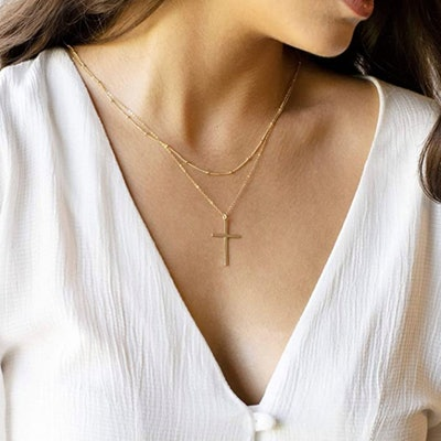 Mevecco Layered Necklace