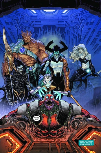 black order marvel comics