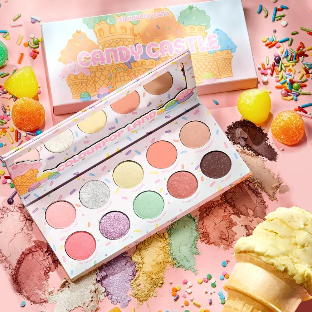 Candy Castle Candy Land Eyeshadow Palette