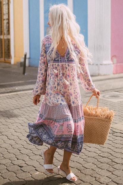Portobello Road Boho Dress