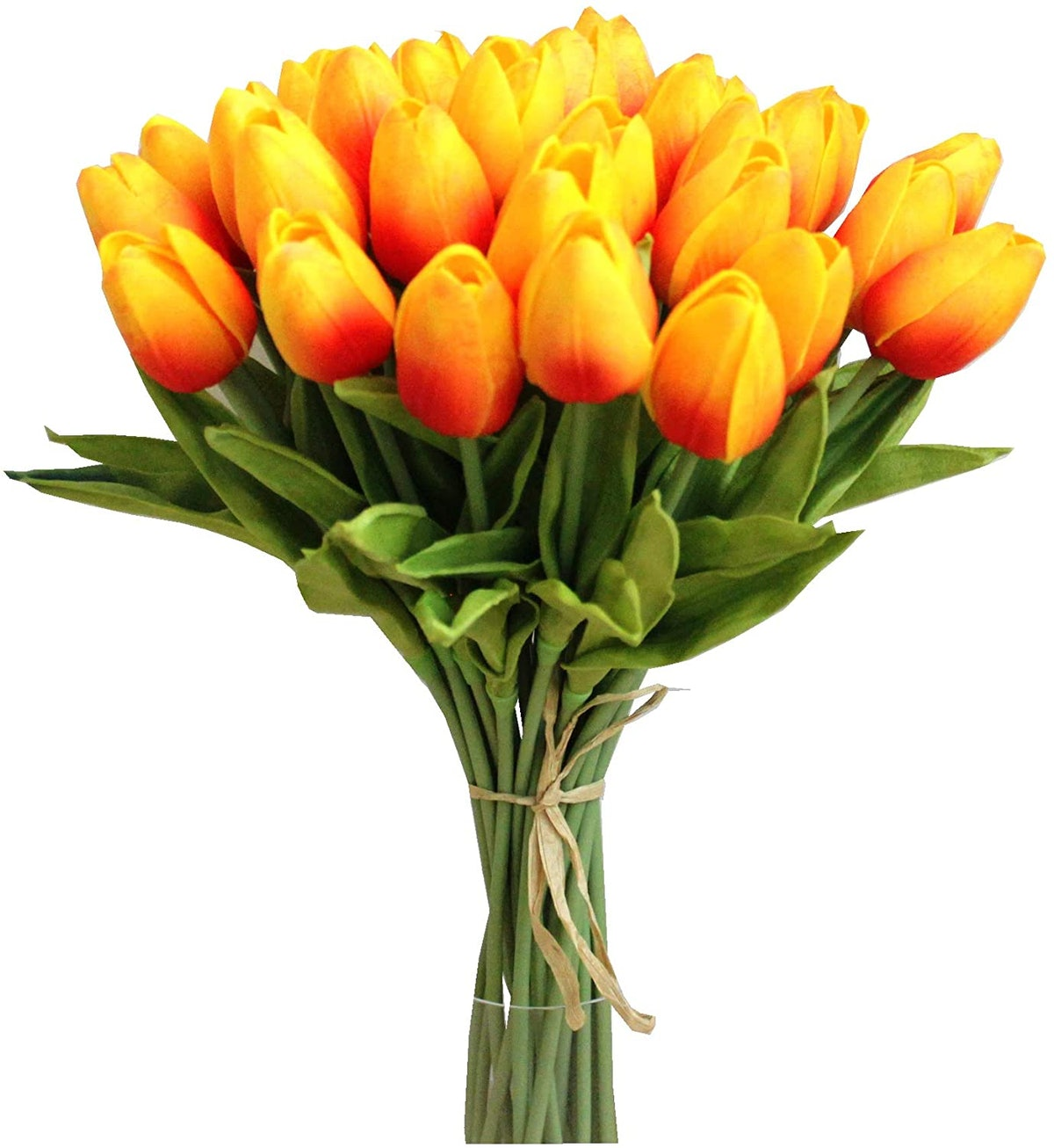 Mandy's Artificial Tulip Flowers (28-Pack)