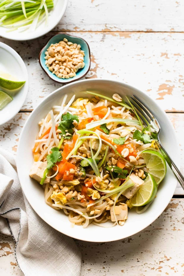 Kitchen Confidant vegetarian pad thai