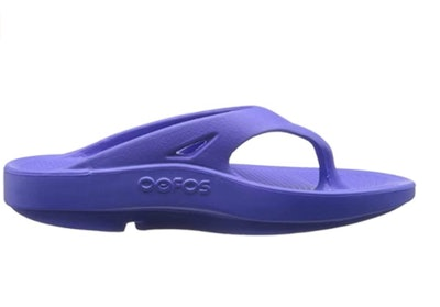 OOFOS Unisex OOriginal Post Exercise Active Sport Recovery Thong Sandal