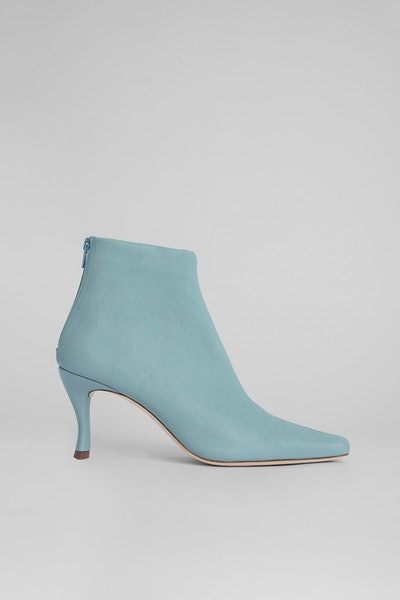 STEVIE 22 MINT STRETCH LEATHER