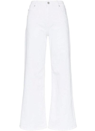 Charlotte Wide Leg Culotte Jeans