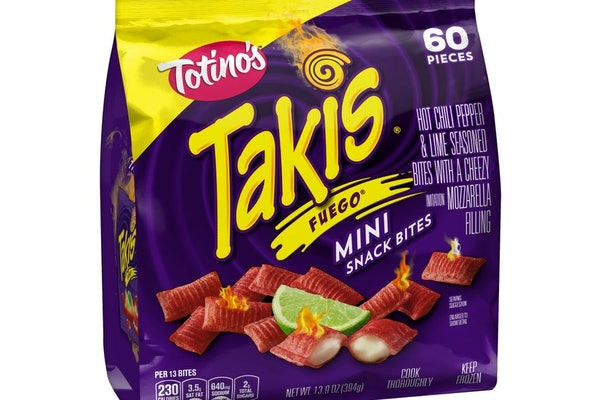 Here's where to get Totino's Takis Pizza Rolls for a spicy bite.