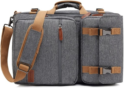 CoolBELL Convertible Briefcase Backpack