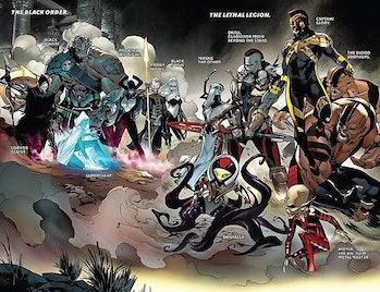 marvel black order