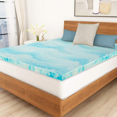 POLAR SLEEP Gel Mattress Topper