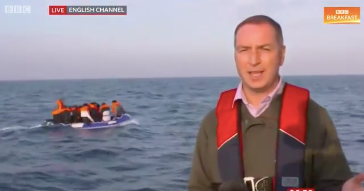 "BBC's Reporting On The Refugee Crisis Has Drawn Criticism For ""Dehumanising"" Refugees"