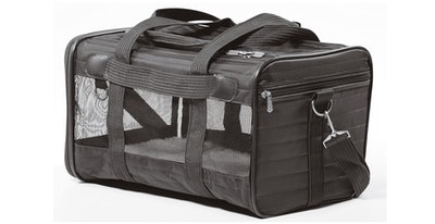 Sherpa Travel Original Deluxe Airline Approved Pet Carrier