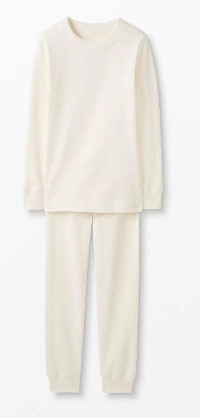 DIY Long John Pajamas