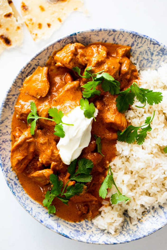 Instant Pot Butter Chicken by Simply Delicious Food