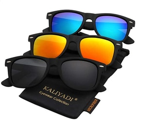 KALIYADI Sunglasses (3-Pack)