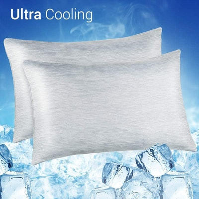 LUXEAR Cooling Pillowcases (2-Pack)