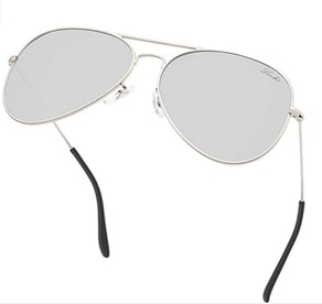 livho Classic Polarized Aviator Sunglasses
