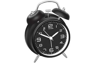 Peakeep Twin Bell Alarm Clock