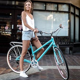 sixthreezero Explore Your Range Women's Hybrid Bike