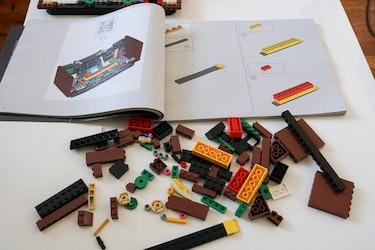 So. Many. Bricks.