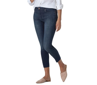 Riders by Lee Indigo Cropped Jeans