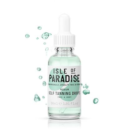 Isle of Paradise Medium Self Tanning Drops