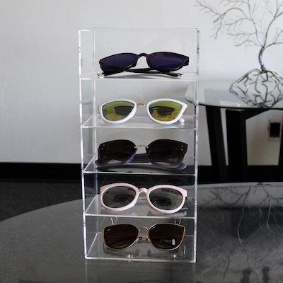 Mooca Eyewear Display